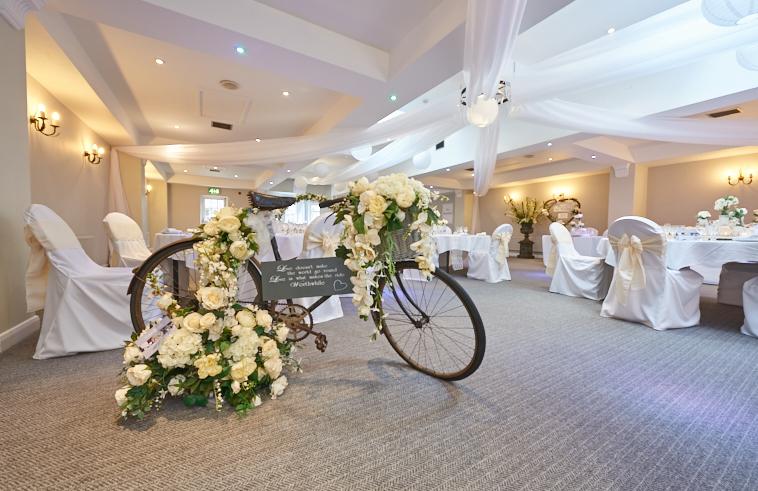 Makeney Hall Wedding Milford Suite